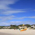 lifesavers at bribie island by aussieazsx
