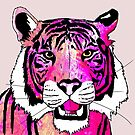«Tigre rosa» de steveswade