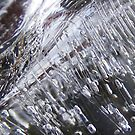 icy bubble art   by gaylene