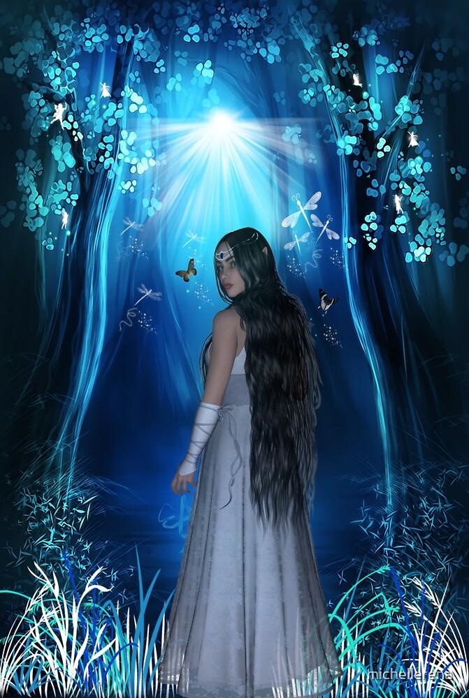 Elfin Dreams by michellerena