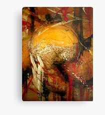 trophy... world cup abstract Metal Print