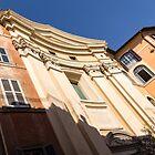 Eine der 900 Kirchen in Rom Italien von Georgia Mizuleva