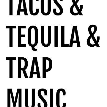 Funny Cinco De Mayo T Shirts  Trap Music  by greatshirts