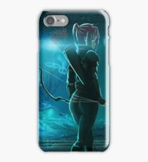 Blackreach iPhone Case/Skin
