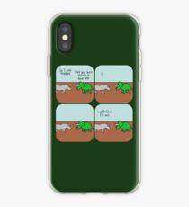 Ich dachte nach (gehörnte Kriegerfreunde) iPhone-Hülle & Cover