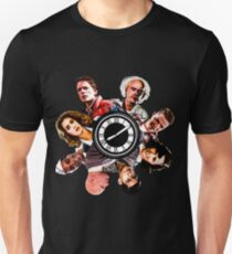 BTTF: Clock Tower MIX Unisex T-Shirt