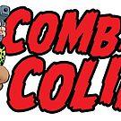 COMBAT COLIN LOGO by LewStringer