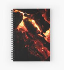 Beltane Spiral Notebook