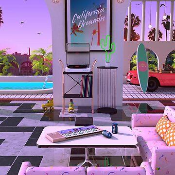 California Dreamin ' de dennybusyet