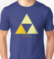 Triforce of Wisdom T-Shirt