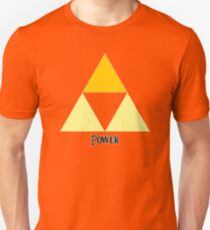 Triforce of Power T-Shirt