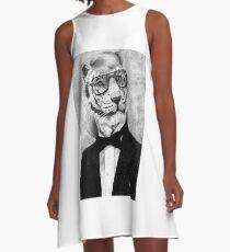 T.J. A-Line Dress