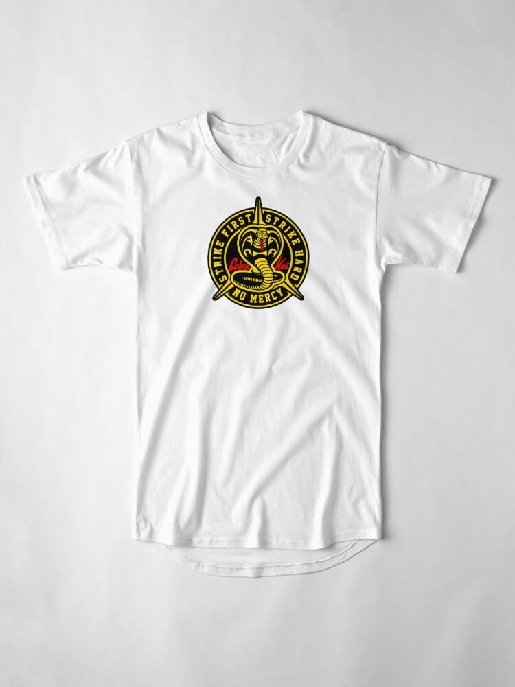 Alternative Ansicht von Cobra Kai Keine Gnade! Longshirt