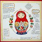 28-06-10 Matryoshka Doll : ตุ๊กตาลูกดก by BuaS