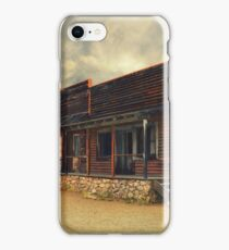 Western Town, Paramount Ranch iPhone Case/Skin