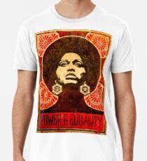Camiseta premium Cartel de Angela Davis 1971