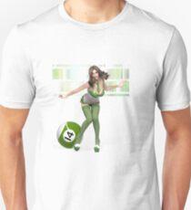 Poolgames 2012 - No. 14 Unisex T-Shirt