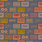 «Cassettes Vintage» de Ruta Dumalakaite
