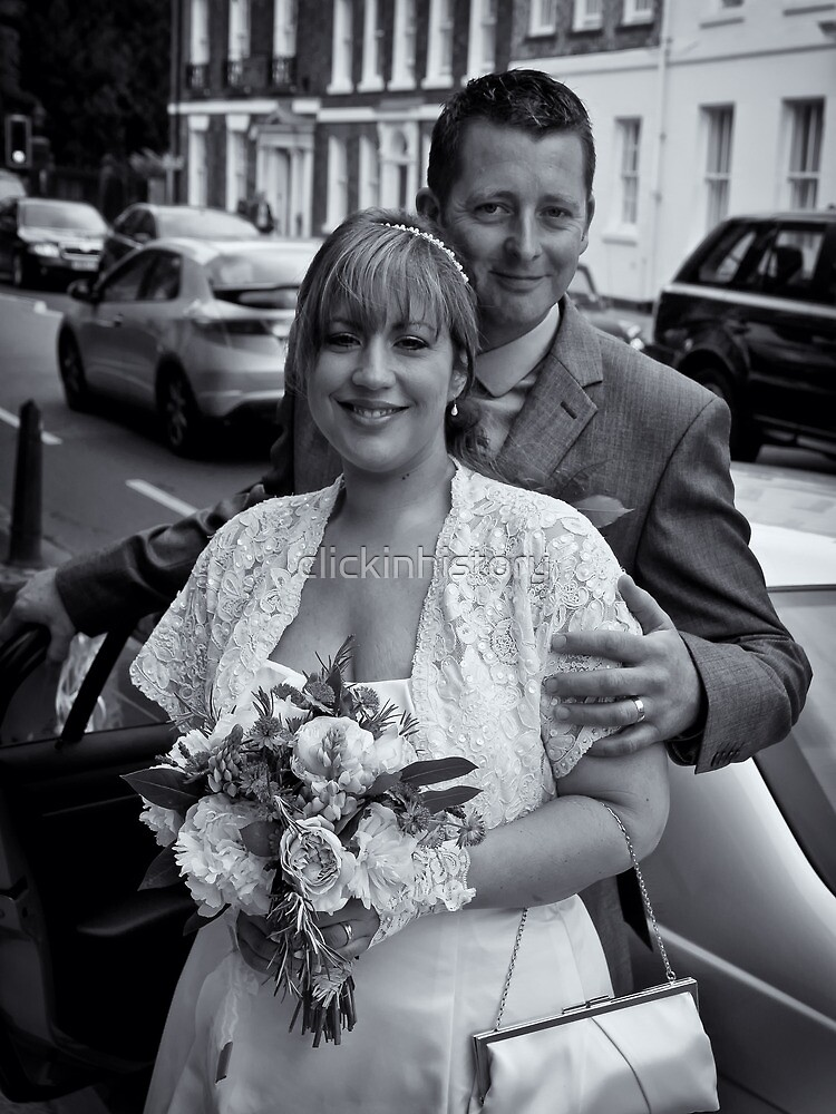 Proof there was a groom by clickinhistory