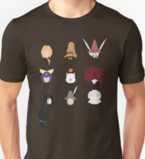 FFIX Party Faces T-Shirt