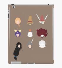 FFIX Party Faces iPad Case/Skin