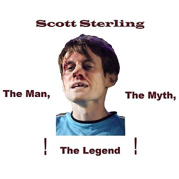 Scott Sterling! by Zannybob98
