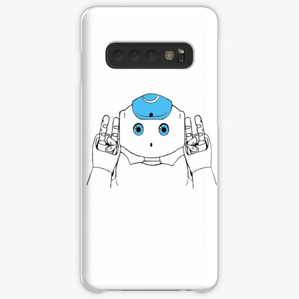 See Hear Speak no Evil Robots Samsung Galaxy Snap Case