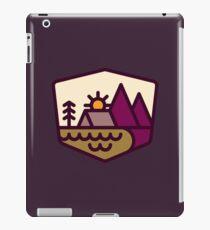 Vinilo o funda para iPad Amante de la naturaleza