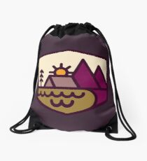 Nature Lover Drawstring Bag
