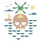 «Isla del cráneo» de Quilimo Studio