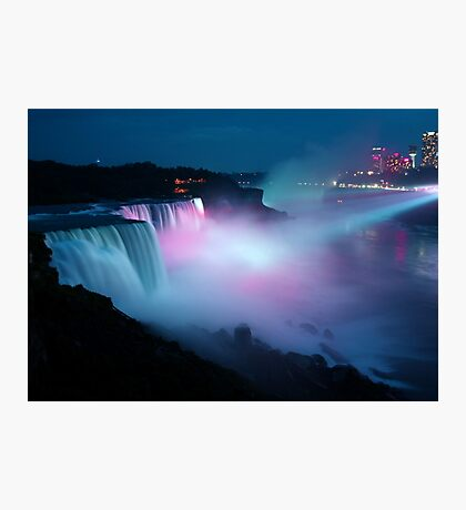 Midnight Mist Photographic Print