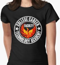 Faculty Women's Fitted T-Shirt