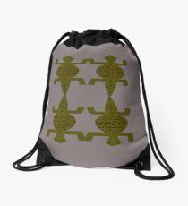 Lizard #2 Drawstring Bag