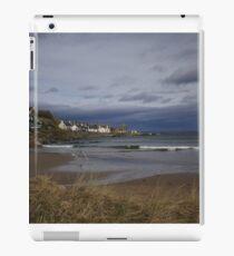 Sandend, Aberdeenshire iPad Case/Skin
