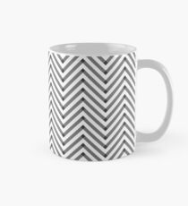 Zig Zag Patterns Mug
