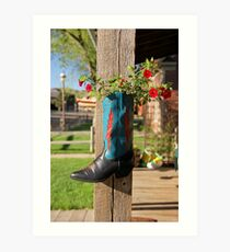 Medora Decor Art Print