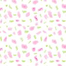 Pink and Green Scribbles by thisgalknows