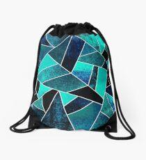Wild Ocean Drawstring Bag