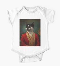 The Hermitage Court Waiter Cat Kids Clothes