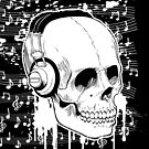Skull Music design by EthosWear