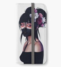 Nyx iPhone Wallet/Case/Skin