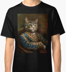 The Hermitage Court Outrunner Cat  Classic T-Shirt