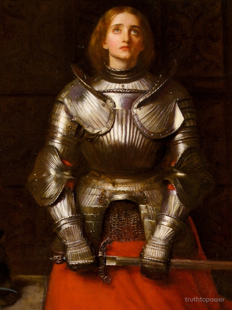 Jeanne d'Arc von truthtopower