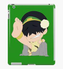 Chibi Toph iPad Case/Skin