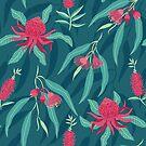 «Flora australiana» de nadyanadya