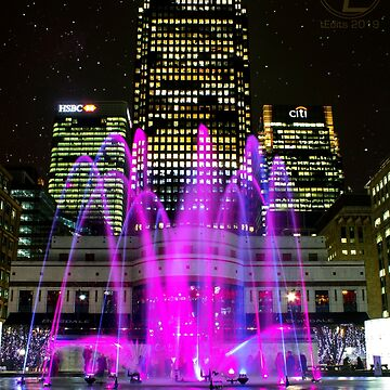 Cabot Square | Canary Wharf by tEdits
