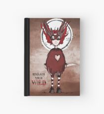 Girl Quirky—Reclaim your Wild Hardcover Journal