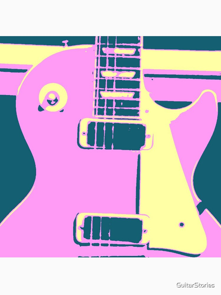 Les Paul Love Series-LP1DPNK by GuitarStories