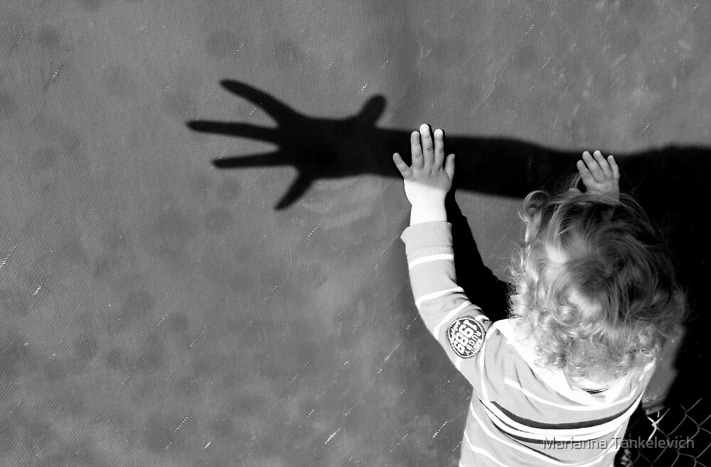 Catch My Shadow! by Marianna Tankelevich