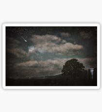 Nightfall in Middle-Earth Sticker